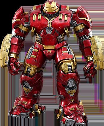 Коллекционная фигурка Железный Человек Халкбастер - Мстители: Эра Альтрона от Hot Toys