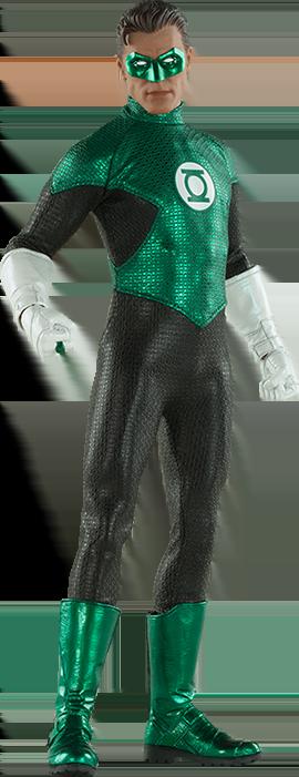 Коллекционная фигурка Зеленый Фонарь от Sideshow Collectibles